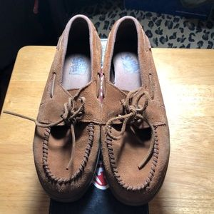 Vans native suede brown